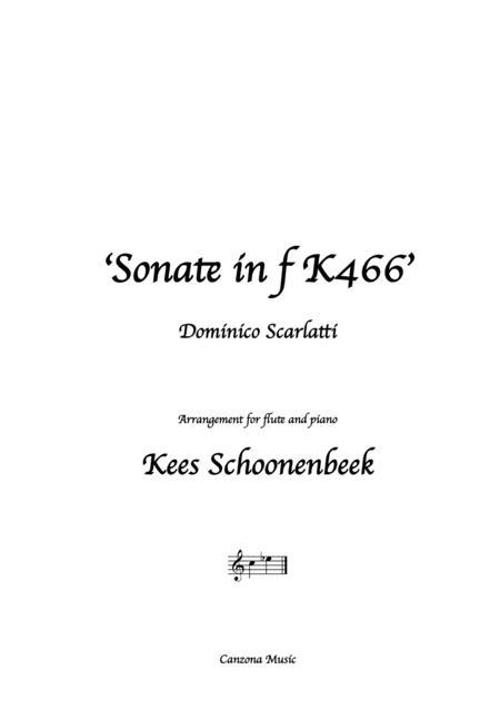 Sonata in f K466