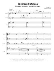 The Sound Of Music (Duet for Bb-Trumpet and French Horn)