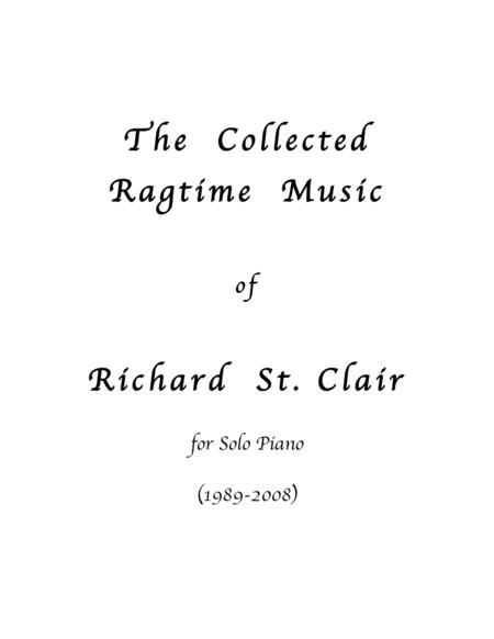 The Collected Ragtime Music for Solo Piano