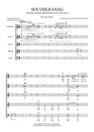 Solveig's Song (From 'Peer Gynt Suite No. 2') (arr. Alexander Milner and Lora Sansun)