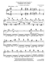 Three Etudes