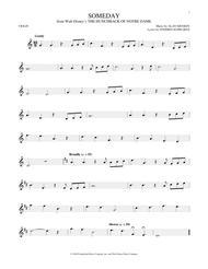 Someday (Esmeralda's Prayer)