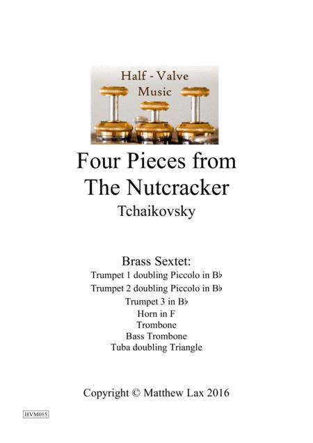 Four Pieces From The Nutcracker (Brass Septet)