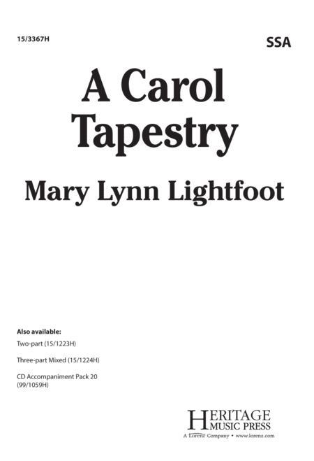 A Carol Tapestry