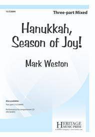 Hanukkah, Season of Joy!