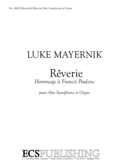 Reverie: Hommage a Francis Poulenc