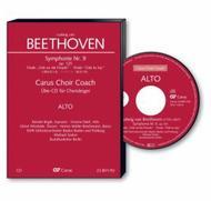 Symphonie No. 9, Finale. Carus Choir Coach