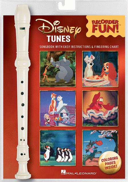 Disney Tunes - Recorder Fun!