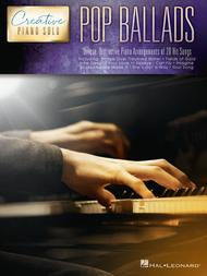Pop Ballads - Creative Piano Solo