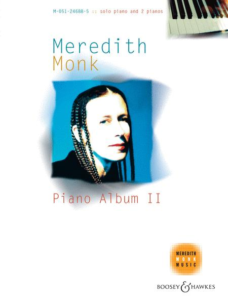 Meredith Monk: Piano Album II
