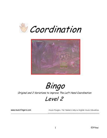 Bingo. Lev. 2 Coordination