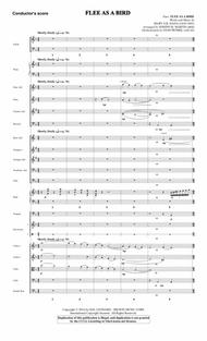 Flee As a Bird - Score