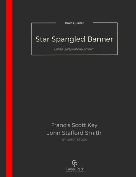 Star Spangled Banner - United States National Anthem