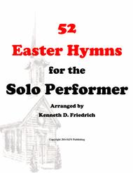 52 Easter Hymns for the Solo Performer - oboe