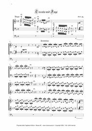 TOCCATA AND FUGUE in D minor - BWV 565 - J.S.Bach