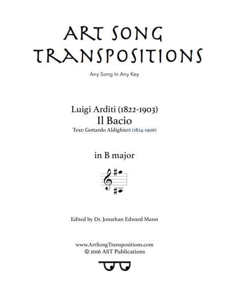Il Bacio (B major)
