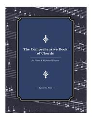 The Comprehensive Book of Chords for Piano & Keyboard Players