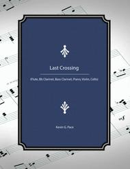 Last Crossing - for small ensemble