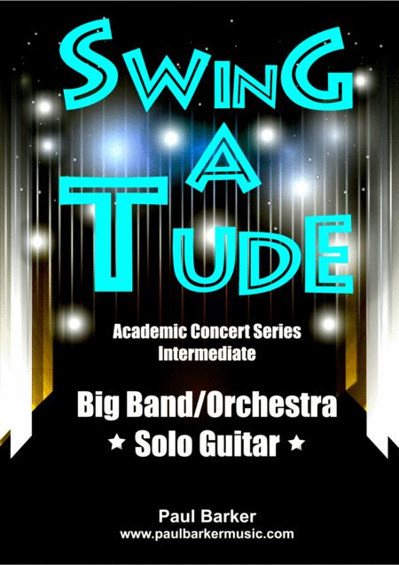 Swing-A-Tude (Score & Parts)