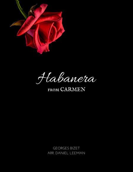 Habanera from Carmen for Clarinet & Piano