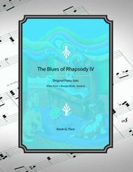 The Blues of Rhapsody IV - advanced piano solo