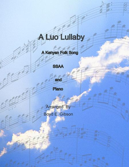 A Luo Lullaby