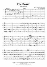 The Boxer - Simon&Garfunkel - String Orchestra