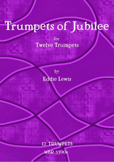Trumpets of Jubilee for 12 Trumpets