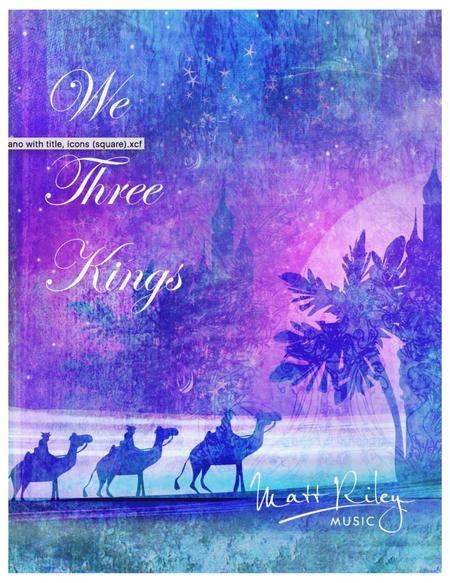 We Three Kings - Two Violins