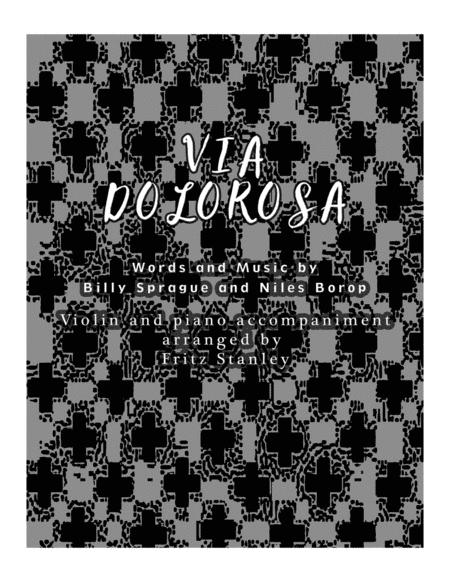 Via Dolorosa - Violin & Piano Accompaniment
