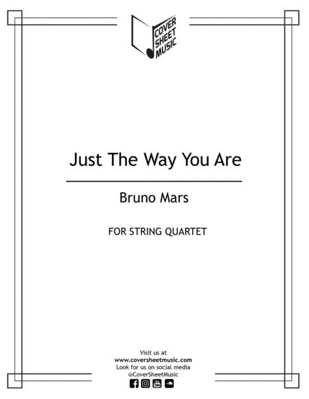 Just The Way You Are String Quartet