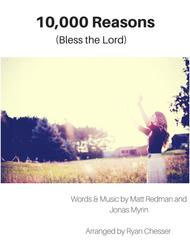 10,000 Reasons (Bless The Lord) Piano Solo