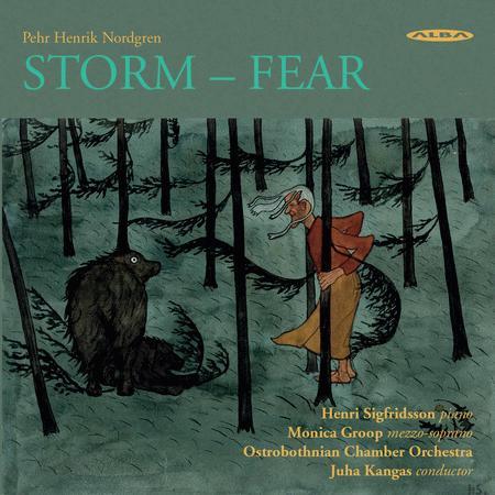 Pehr Henrik Nordgre: Storm - Fear