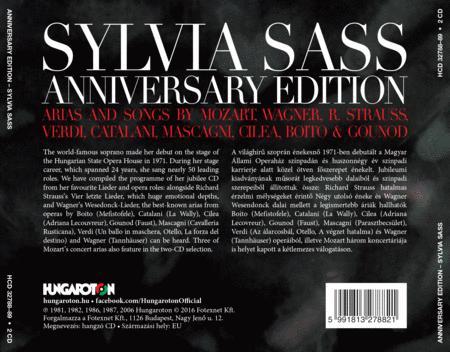 Sylvia Sass - Anniversary Edition