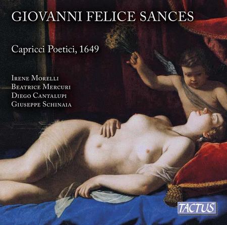 Giovanni Felice Sances: Capricci Poetici