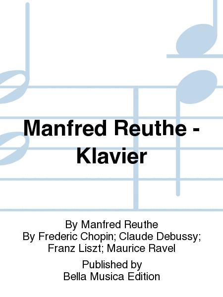 Manfred Reuthe - Klavier