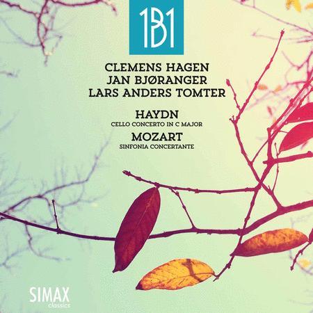 Haydn: Cello Concerto in C - Mozart: Sinfonia Concertante