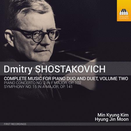 Dmitry Shostakovich: Complete Music for Piano Duo and Duet, Vol. 2