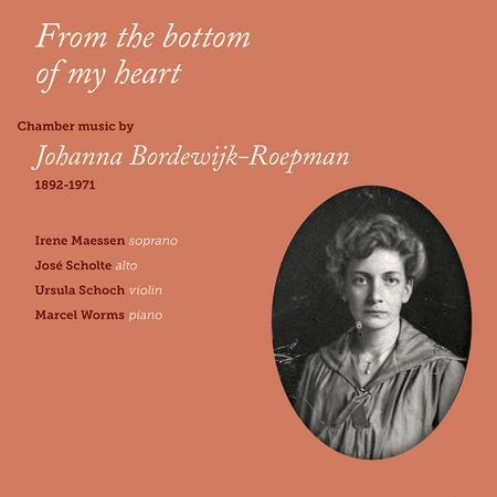 Johanna Bordewijk-Roepman: From the Bottom of My Heart