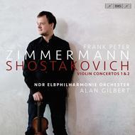 Dmitri Shostakovich: Violin Concertos 1 & 2