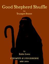 Good Shepherd Shuffle for Trumpet Ensemble by Eddie Lewis