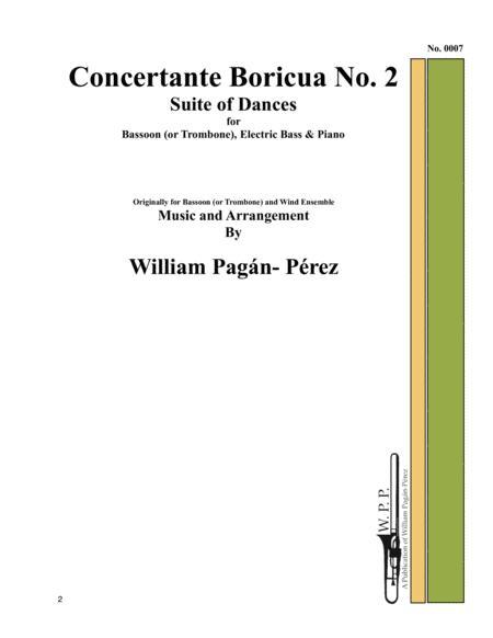 Concertante Boricua No. 2