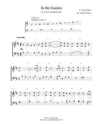 In the Garden (I Come to the Garden Alone) - for 2-octave handbell choir