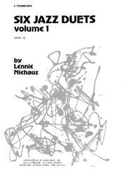 Six Jazz Duets, Volume 1