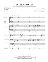 I Stand Amazed (arr. Mary McDonald) - Full Score