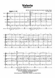 Valerie - Amy Winehouse - Brass Quintet