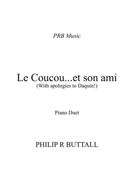 Le Coucou...et son ami (Piano Duet - Four Hands)