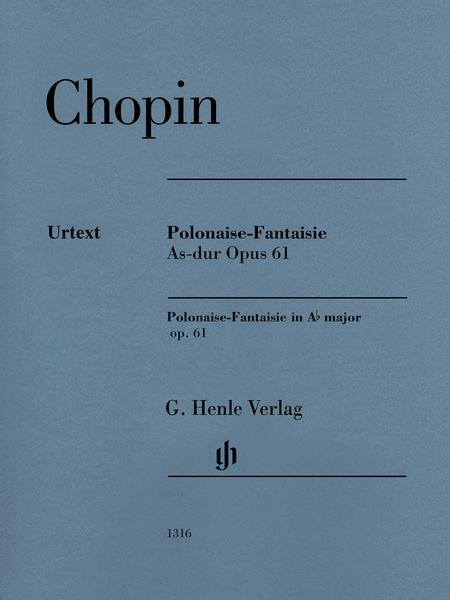 Polonaise-Fantaisie in A flat major Op. 61