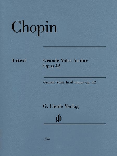 Grande Valse A-flat Major Op. 42