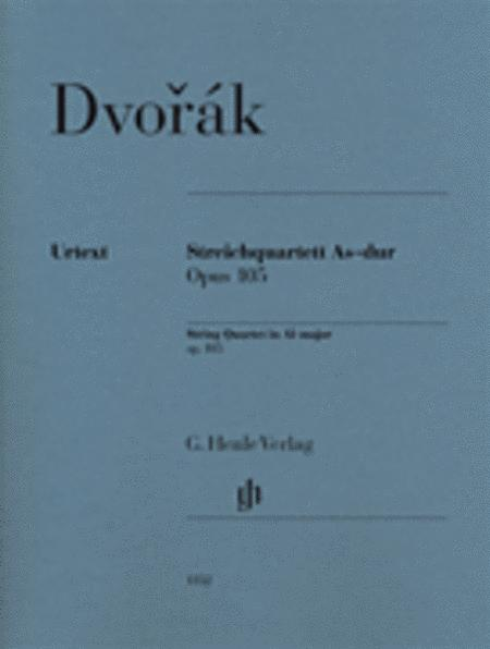 String Quartet A-flat Major Op. 105